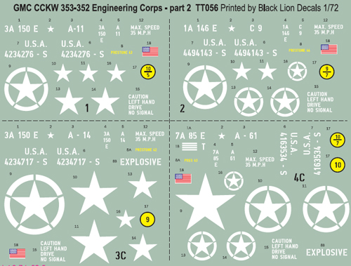 GMC CCKW 353-352 Engineering Corps - part 2