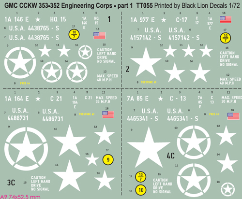 GMC CCKW 353-352 Engineering Corps - part 1