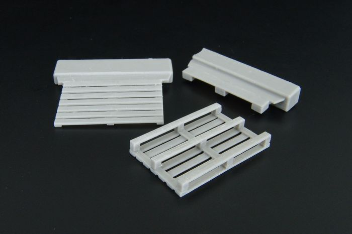 Disposable pallet (2pcs)