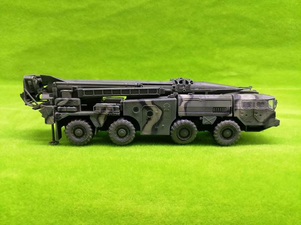 #AS72141 Modelcollect 1:72 Soviet 9P117 Strategic Missile Launcher Desert